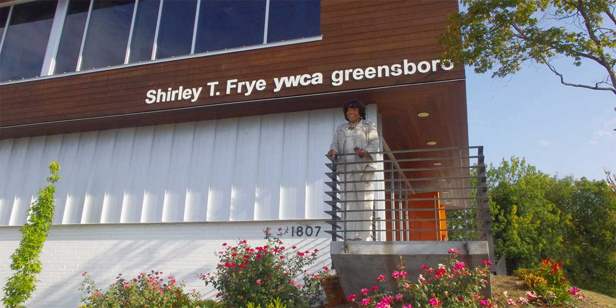 Shirley T. Frye YWCA Greensboro NC