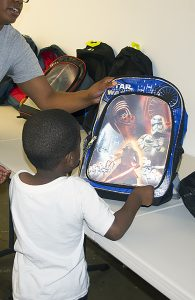 Aggie Backpacks are a Big Hit
